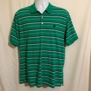 Brooks Brothers Collared Short Sleeve - Men's L